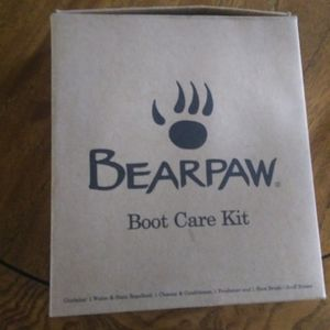 Boot care kit